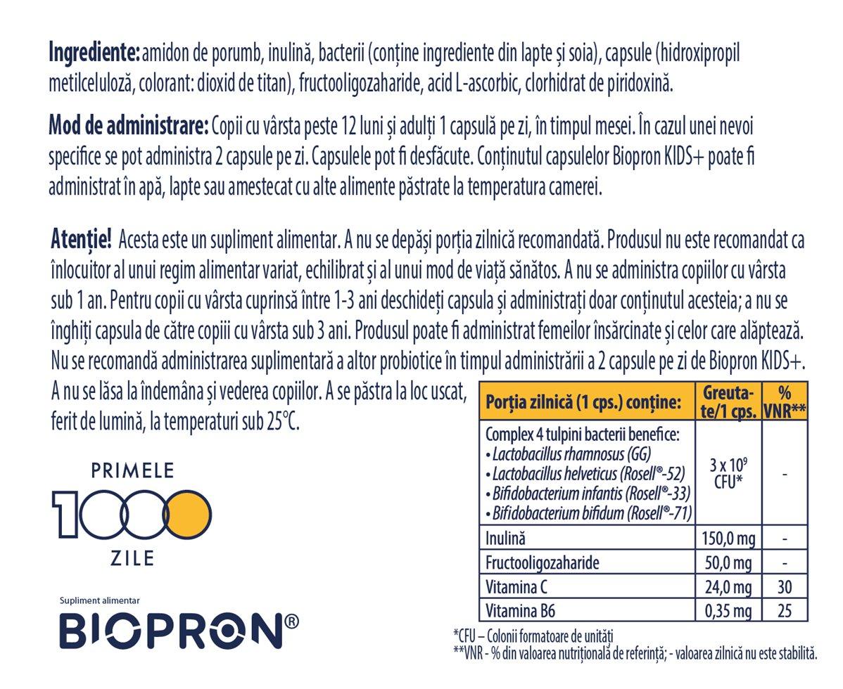 Biopron Kids+